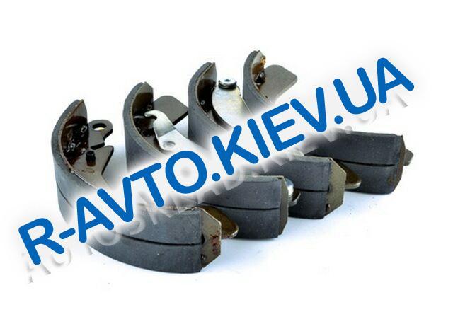 Колодки задние тормозные AURORA (BP-DW0010R) Lanos Sens Nexia