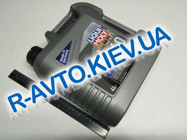 Масло моторное 10W-40 п|синт. LIQUI MOLY  MoS2 Leichtlauf  4л.