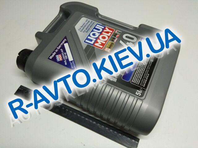 Масло моторное 10W-40 п|синт. LIQUI MOLY  MoS2 Leichtlauf  5л.