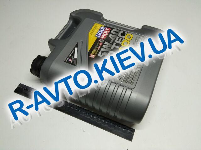 Масло моторное  5W-30 синт. LIQUI MOLY Top Tec 4100  4л.