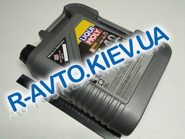 Масло моторное  5W-30 синт. LIQUI MOLY Top Tec 4100  5л.