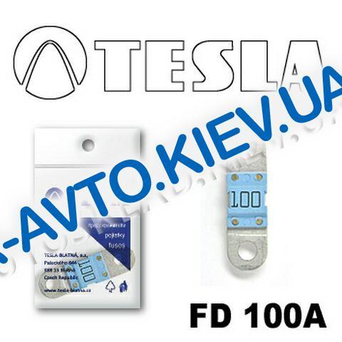 """Предохранитель TESLA FD """"MIDI""""  100А"""