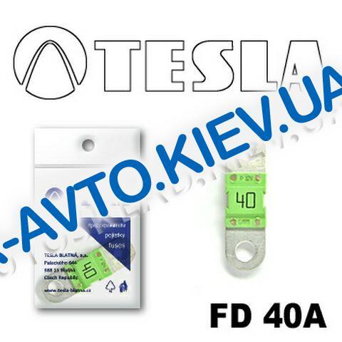"""Предохранитель TESLA FD """"MIDI""""   40A"""
