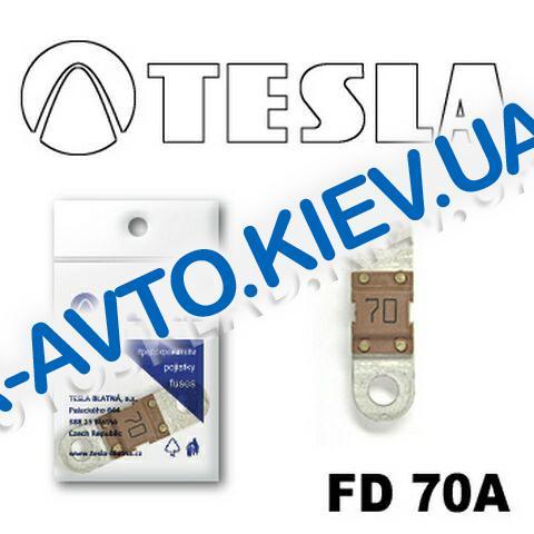 """Предохранитель TESLA FD """"MIDI""""   70A"""