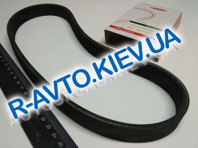 Ремень генер. ручейковый ВАЗ 2110  8v, AURORA (6РК698)