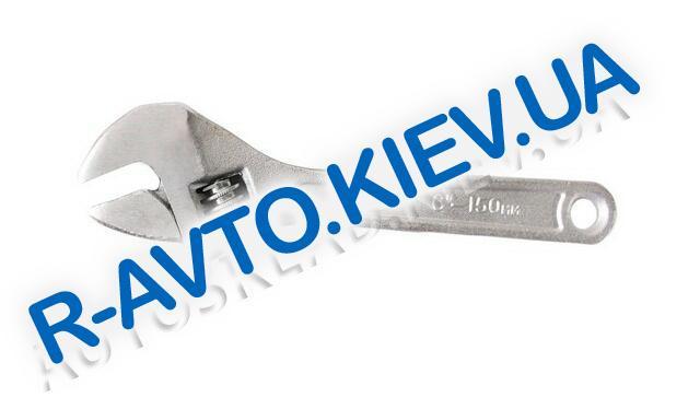 Ключ разводной СИЛА (310651) 0-20|150мм