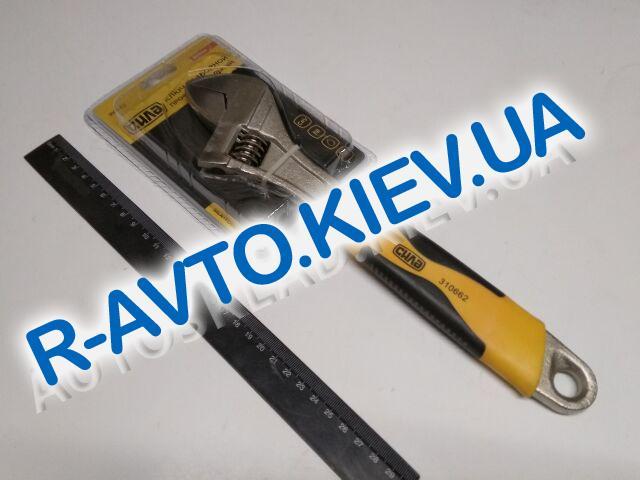Ключ разводной СИЛА (310662) 0-35|300мм профессиональный