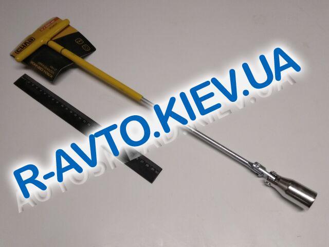 Ключ свечной х21 СИЛА (202627) длина 500 мм