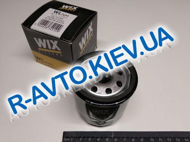 Фильтр масляный Aveo 1.2|Gentra|Ravon, WIX (WL7491)