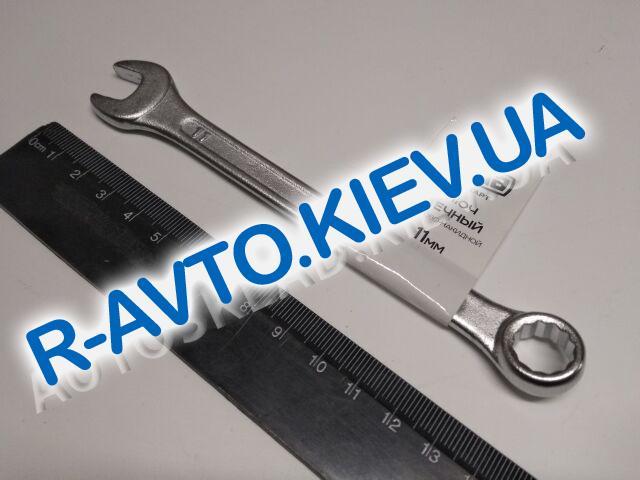 Ключ рожково-накидной 11 мм СИЛА (201011)