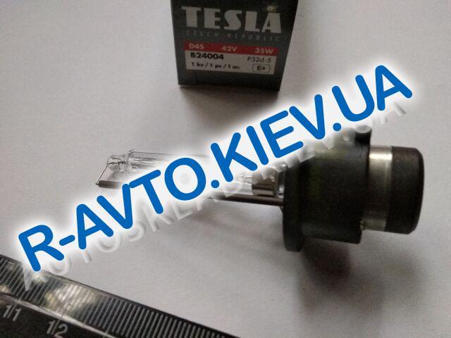 Лампа  ксенон TESLA D4S 42V 35W (B24004)