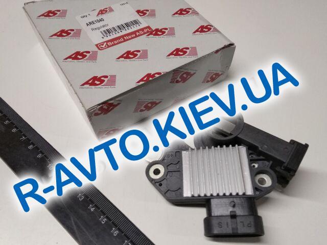"""Реле-регулятор Aveo, """"AS"""" Польша (ARE1040) 3-х конт."""