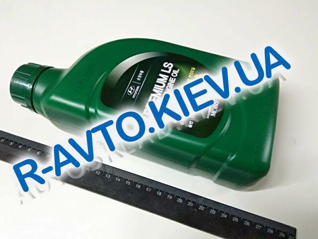 Масло моторное  5W-30 синт. HYUNDAI Premium LS Diesel  1л