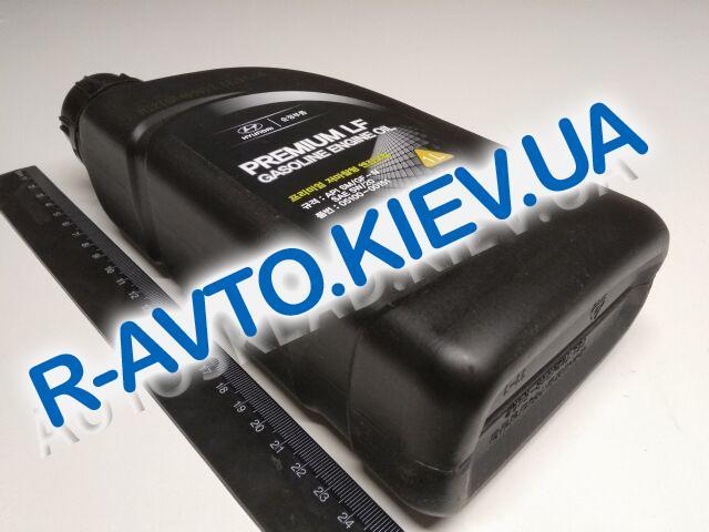 Масло моторное  5W-20 синт. HYUNDAI Premium LF Gasoline  1л