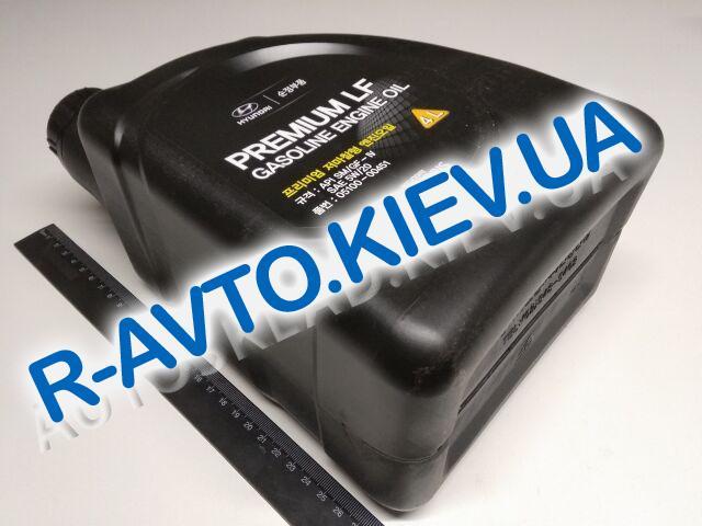 Масло моторное  5W-20 синт. HYUNDAI Premium LF Gasoline  4л