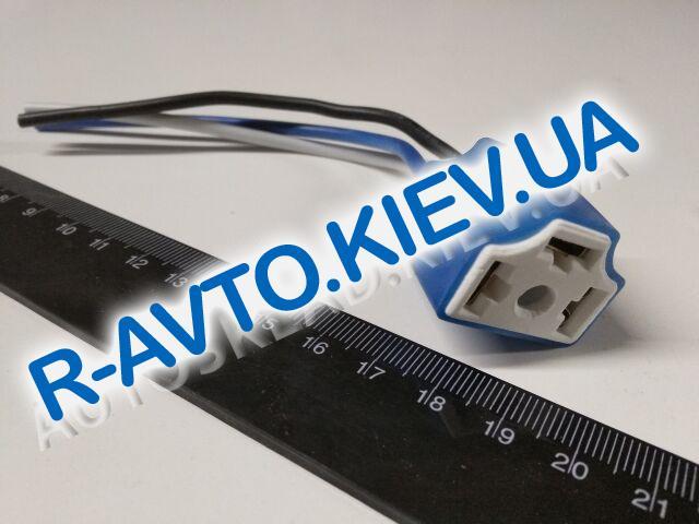 Фишка (разъем проводки) фары H4  керамика|прямой