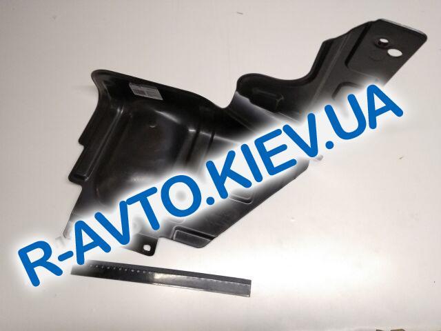 Защита двигателя (пыльник) Aveo III, АвтоЗАЗ правый