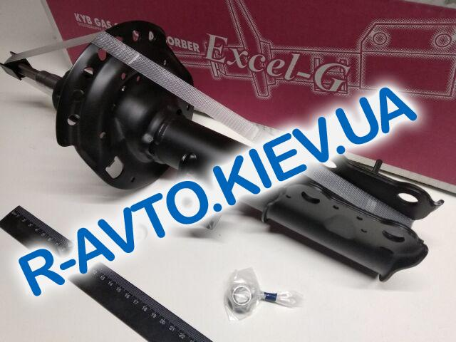 Амортизатор Accent (RB)|Rio III передний (газ-масло), Kayaba (338107) левый