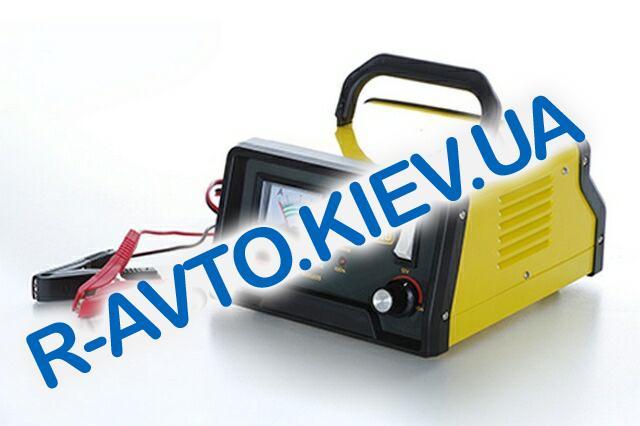 Зарядное устройство СИЛА 10A  6V-12V (900205) стрелочный индикатор