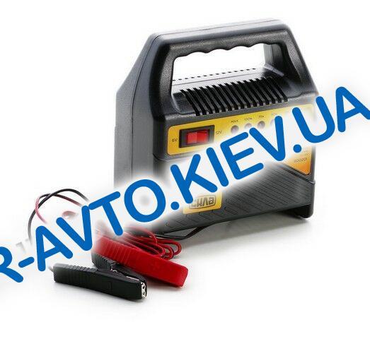 Зарядное устройство СИЛА  4A 6V-12V (900201) светодиодный индикатор