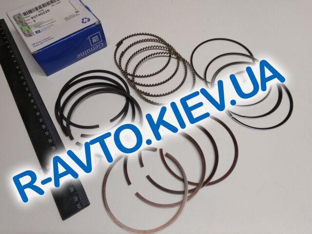 """Кольца """"GM"""" Корея  Lanos 1.6 79,0 стандарт (93740225)"""
