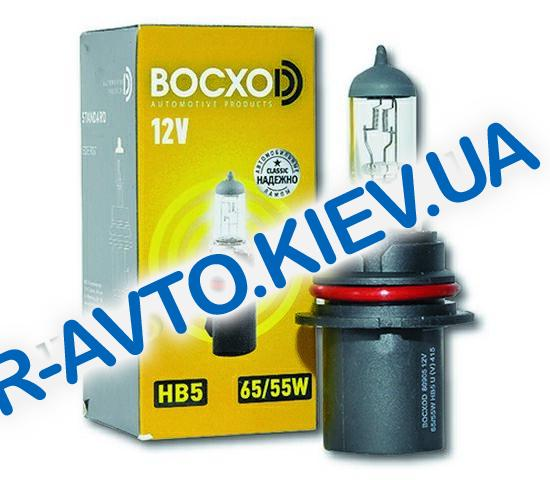 Лампа BOCXOD НВ5 12v 65|55w (80905)