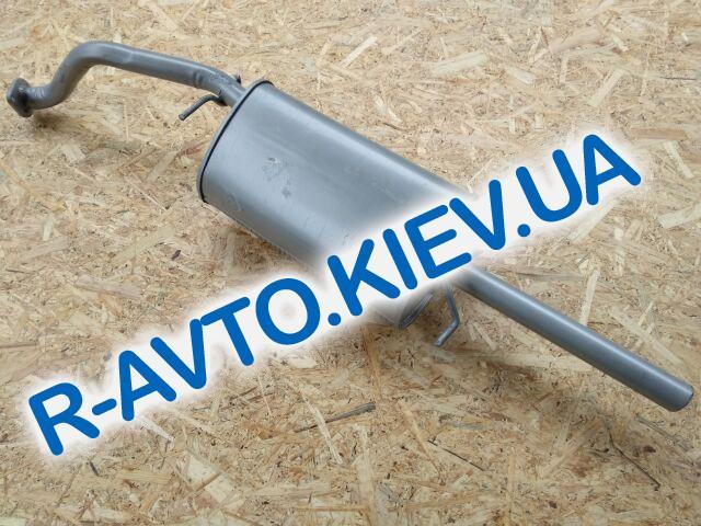 Глушитель Lanos, Тернополь седан (по форме оригинального)