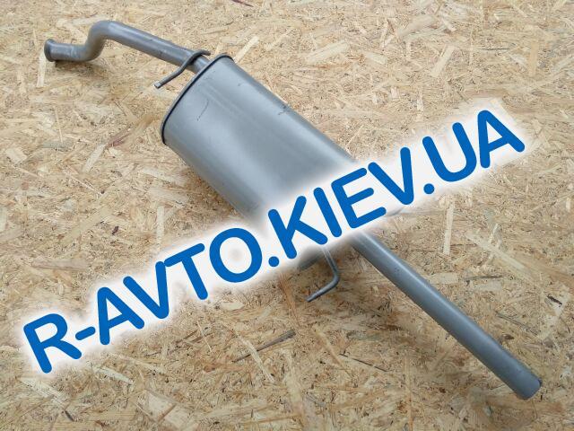 Глушитель Lanos, Тернополь седан (по форме оригинального) под тюльпан