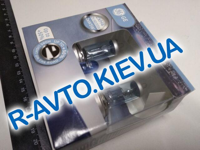 Лампа General Electric H4 12V 60|55-43 Sport Light Ultra +50% + W5W Blue (50440SPU|501) пара