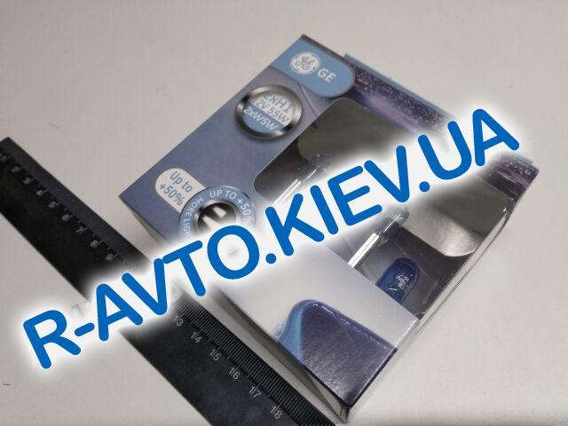 Лампа General Electric H1 12V 55W Sport Light Ultra +50% + W5W Blue (50310NHSU|501NB.4) пара