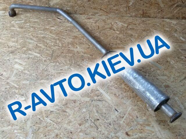 Резонатор Aveo, DM (05.58) алюминизированный