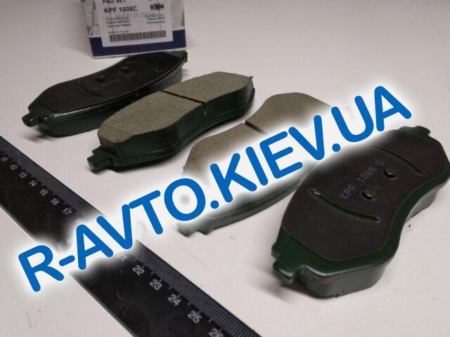 Колодки передние тормозные Aveo, Konner (KPF-1008C)