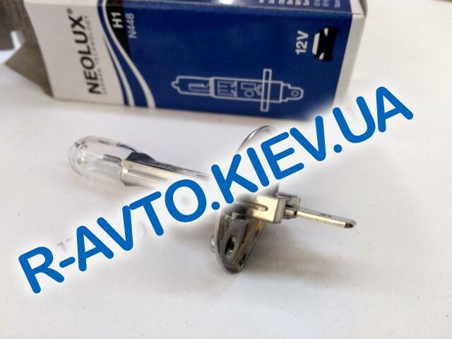 Лампа NEOLUX H1 12v 55w Standart (N448) 1 шт.