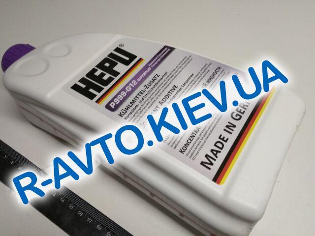 Антифриз HEPU концентрат (лиловый) 1,5 л. (P999-G12SuperPlus)