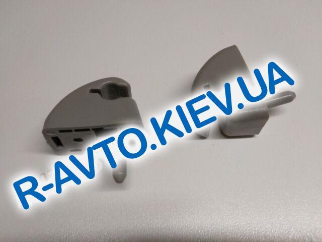 "Кронштейн крепления солнцезащитного козырька Aveo, ""GM"" Корея (96650122) серый"