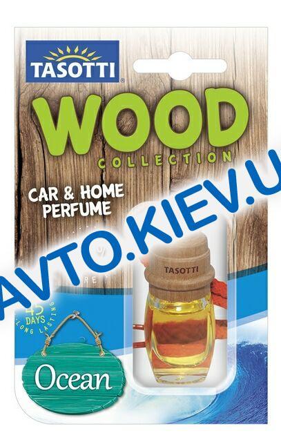 """Освежитель воздуха TASOTTI """"Wood"""" Ocean  7 мл"""