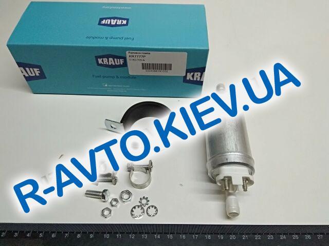 Бензонасос электр. ВАЗ 2101-08 для карб. дв., KRAUF (KR7777P) 0,2 bar