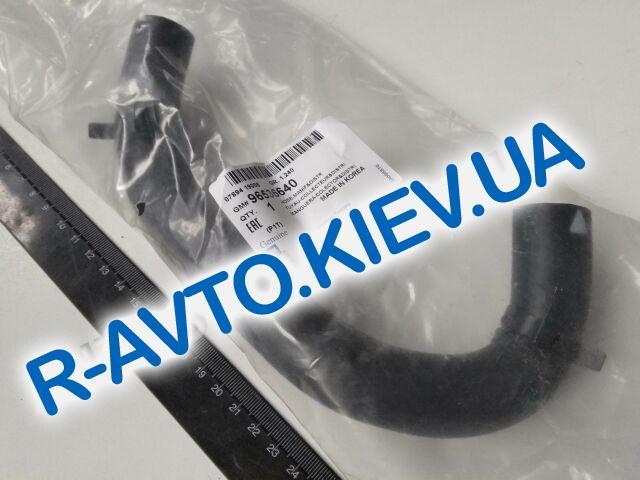 """Патрубок впускного коллектора Aveo 1.5, """"GM"""" Корея (96536640)"""