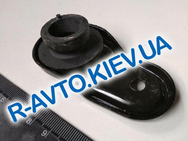 "Подушка радиатора Lanos, ""GM"" Корея (96351477) верхняя с кронштейном"