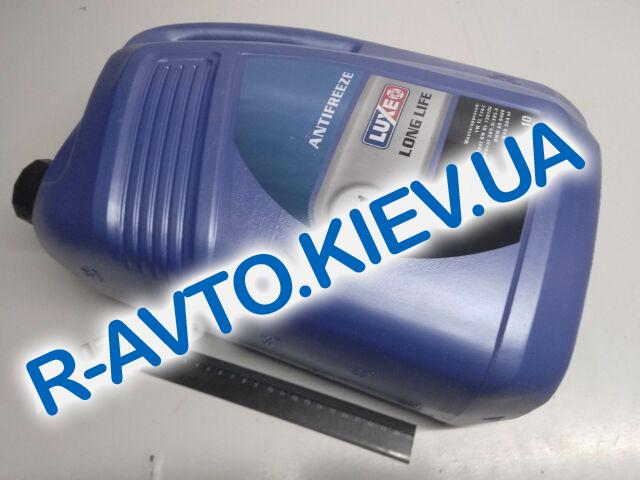 Антифриз LUXOIL ORIGINAL BLUE G11 (-40) (синий) 10 кг.