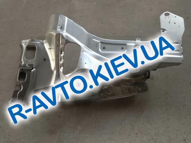 Брызговик (фартук) Lanos, АвтоЗАЗ (TF69Y0-8403260) передний правый