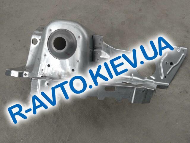 Брызговик (фартук) Aveo T250, АвтоЗАЗ (SF69Y0-8403260) передний правый