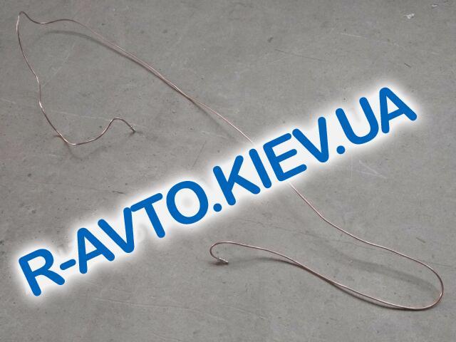 Трубка тормозная медная Lanos, Украина магистральная №1 (343 см)