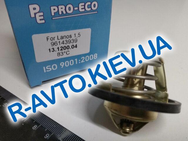 Термостат Lanos 1.5, PRO ECO (13.1200.04) 83°