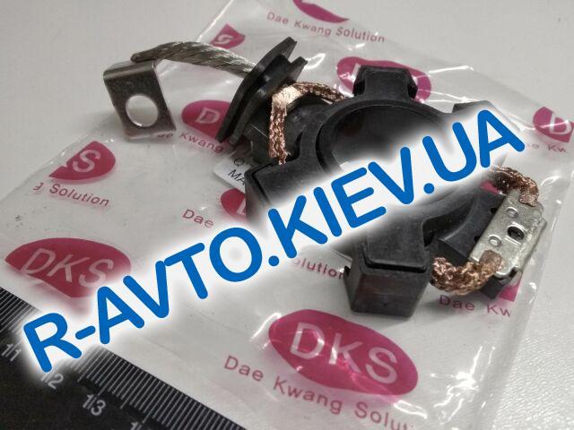 Щеточный узел стартера Lanos 1.5, Корея (93740997)  0,8 kw