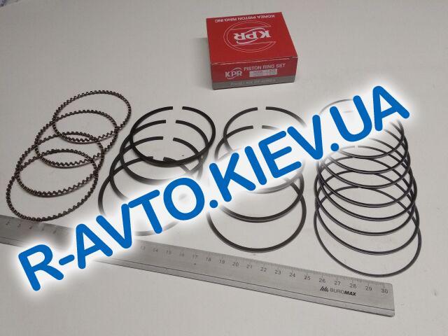 Кольца KPR Lanos 1.5 1-й ремонт 0,25 (93742294)