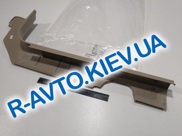 """Облицовка порога Aveo T250, """"GM"""" (96649841) передняя левая"""