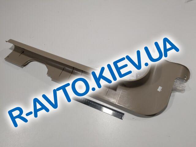 """Облицовка порога Aveo T250, """"GM"""" (96649842) передняя правая"""