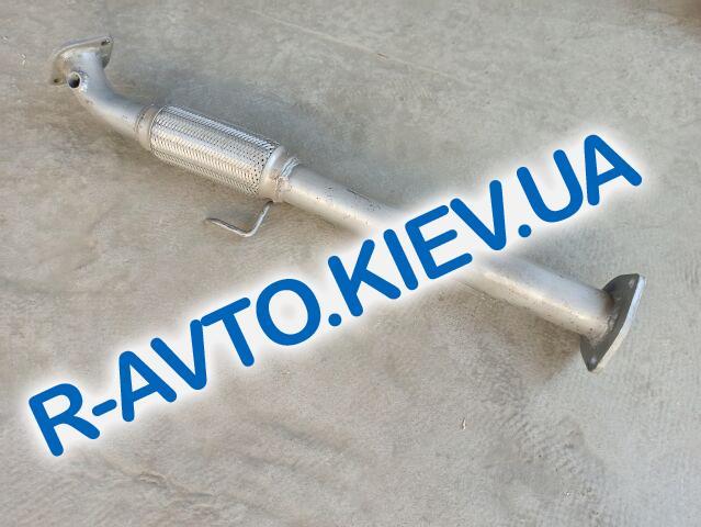Труба приемная Sens, Тернополь ЕВРО-3 с гофрой (под лямбда-зонд)